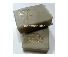 Green Clay Soap Handmade , 100 gr