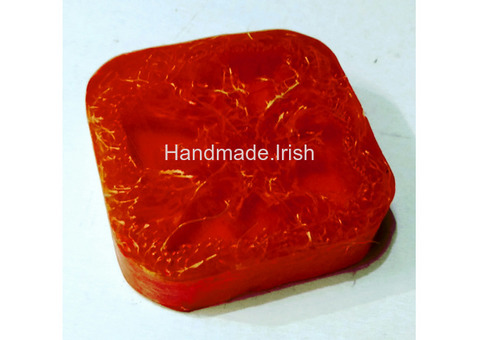 Luffa Massage Soap -sponge handmade