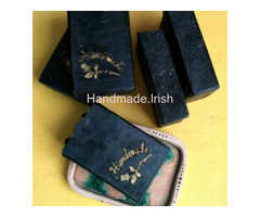 Birch tar soap handmade, Vegan, 100 gr