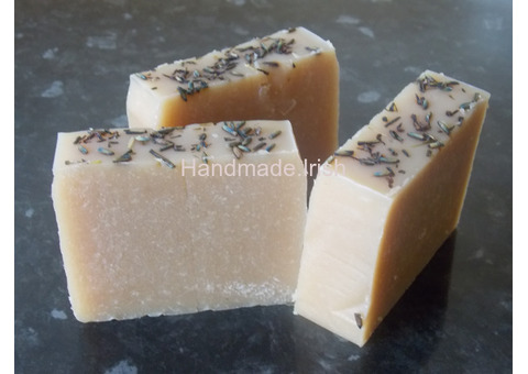 Hand made 100% natural Soap