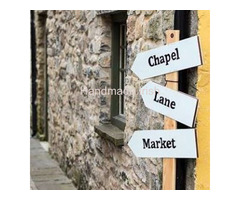 Chapel Lane Market ( weekly art , craft & food market)