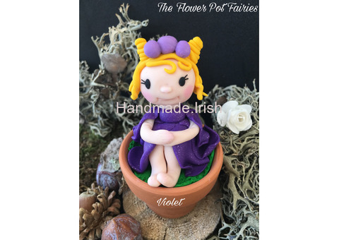 Flower Pot Fairies