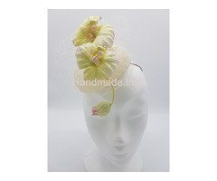 Fascinator Orchid