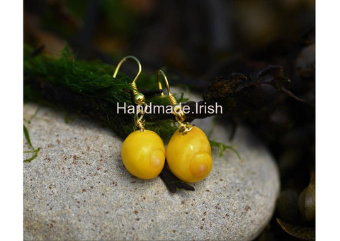Ethical, Irish handmade seashell jewellery