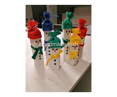 Christmas crafts - wooden