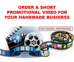 PROMO Video for Handmade business